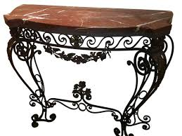 Wrought Iron Sofa Tables by Wrought Iron Sofa Table Home Design Ideas