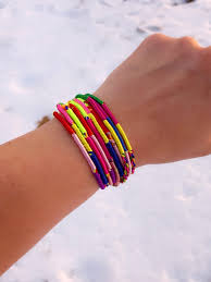 handmade bracelet string images Friendship bracelets set of 5 bracelets handmade string jpg