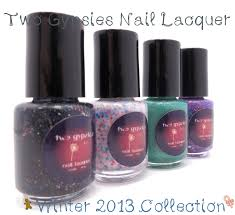 oh three oh four two gypsies nail lacquer winter collection 2013