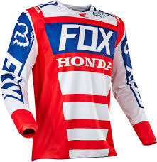 motocross bike gear 2017 fox racing 180 honda jersey mx motocross off road atv dirt