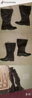 s boots size 11 wide calf brown wide calf boots size 11 calf boots
