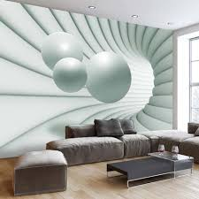 papier peint design chambre papier peint 3d créant un effet abstrait et trompe l œil