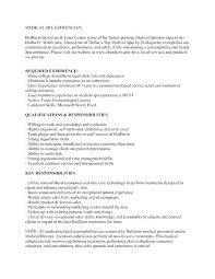 esthetician resume exle here are resume for esthetician resume templates resume