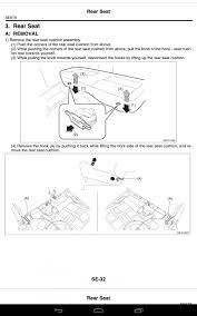 subaru cvt diagram 14 u002718 how to remove rear seat merged thread subaru forester