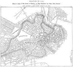Map Of Boston Area File Boston 1772 Png Wikimedia Commons