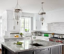 kitchen marble backsplash sino marble irregular rectangles on backsplash traditional