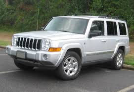 red jeep commander file jeep commander jpg wikimedia commons