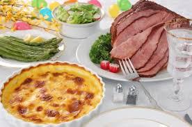 traditional easter dinner ideas lovetoknow