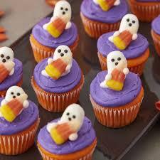ghost u0026 candy corn mini cupcakes wilton