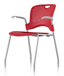 Rolling Armchair Furniture Sophisticated Herman Miller Caper For Cool Office