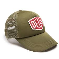 deus ex machina colour shield trucker khaki 24helmets de