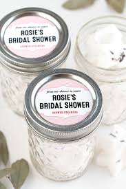 bridal shower favors aromatherapy shower steamers weddings