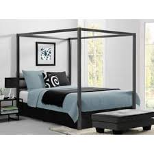 Bed Frame With Canopy Canopy Bed For Less Overstock
