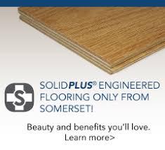 Engineered Hardwood Vs Solid Somerset Hardwood Flooring Somerset Home