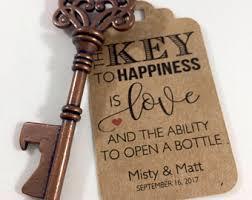 key bottle opener wedding favors key bottle opener etsy