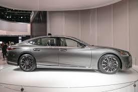 lexus ls f 2018 lexus ls 500h to bow in geneva automobile magazine