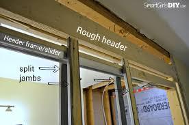 diy door frame how to install a pocket door johnson hardware 1510 series