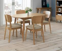 6 Seater Dining Table For Sale In Bangalore Johansen Scandinavian 1 3m Fixed Dining Table Natural Interior
