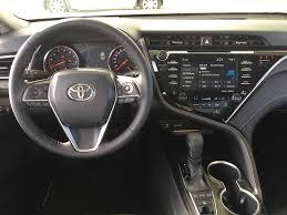 new 2018 toyota camry xse 4 door car in kelowna bc 8ca2408