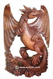 bali wood carving wood carving dragons export bali