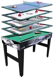 triumph 4 in 1 game table triumph sports usa 84 inch 3 in 1 rotating combo table multi game
