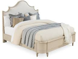 art furniture bedroom 6 6 claire uph sleigh bed 248146 2332