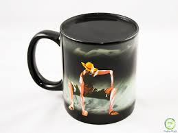 Color Changing Mugs One Piece Mug Monkey D Luffy Heat Reactive Color Changing Magic