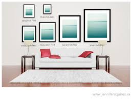 standard sofa size inches large wall art above sofa sizes for canvases and framed prints