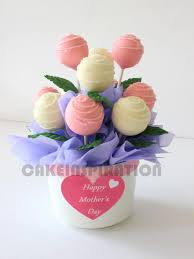 cake pop bouquet bouquet with 12 cake pop customized dessert collection