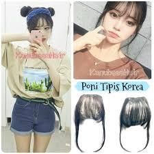 hair clip poni hi gals ada yang baru nih dari jual hair clip extension