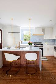 kitchens interior design sparkling trend 25 gorgeous kitchens with a bright metallic glint