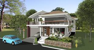 The Seaside Atmosphere in Your House Plan Philippines Modern