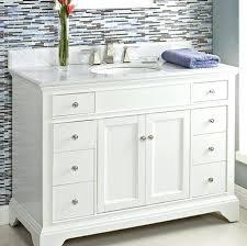 48 single sink bathroom vanity 48 inch single sink vanity sillyroger com