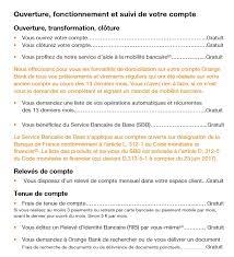 si e banque de orangebank la banque en ligne vue par l opérateur orange