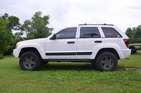 2005 jeep grand laredo lift kit purchase used 2005 jeep grand loaded lift kit custom