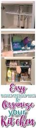 15 organizing ideas that make the most out of your cabinets