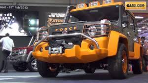 jeep india price list force gurkha 2013 india launch turbo 29 youtube
