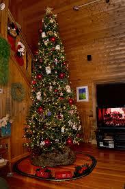 interior 11 foot pre lit tree advent tree 12