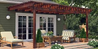 Backyard Arbor Ideas Patio Arbor Crafts Home