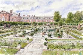 who lives in kensington palace new garden to celebrate princess diana s life horticulture week