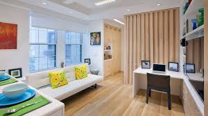 how to fit 5 rooms in a 340 square foot nyc apartment curbed ny