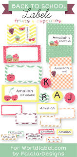 printable book labels ks2 free printables back to school labels and note book covers by