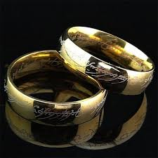lord of the rings wedding band lord of the rings wedding ring ebay