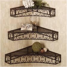 bedroom corner shelf ideas stunning wonderful cool wall shelves