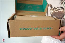 Snacks Delivered Healthier Snacks With Boxgreen Snack Subscription Box