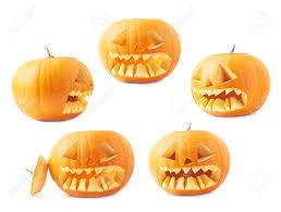 jack o u0027 lanterns orange halloween pumpkin head with the sharp