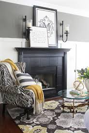 Pottery Barn Zebra Rug by The Yellow Cape Cod September 2016