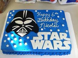 wars cakes image result for darth vader cake 5 year birthdays