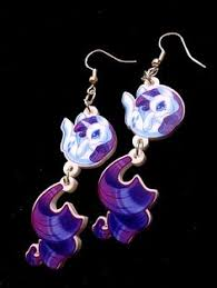 my pony earrings mlp my pony earrings fluttershy i want ponies and my