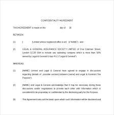 legal agreement template u2013 9 free word pdf documents download